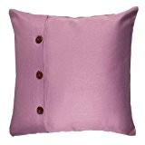 Madura Housse de Coussin PAMPA Violet 40 x 40 cm