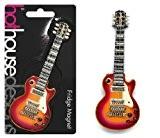 Magnet Frigo Vintage Guitare 12,5 mm. Le cadeau idéal pour les amateurs de musique, musique, les guitaristes, hommes, et le ...