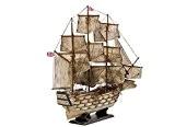 Maquette de bateau - Trois-mâts britannique «HMS Victory» - 86 cm
