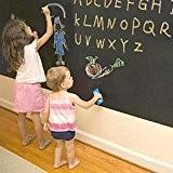 MFEIR® Stickers Muraux enfants dans Tableau noir 60 x 200cm