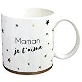 Mug cadeau à message  Maman je t'aime