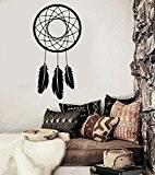 Mur Chambre Decor Vinyle Attrape-rêves Lakota Caisse claire moderne ethnique Home Decor