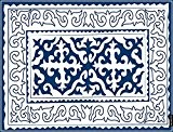 mySPOTTI BY-S-828 buddy Samat vinyle-tapis de sol, taille S