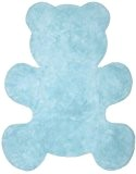 Nattiot Tapis Little Teddy Bleu