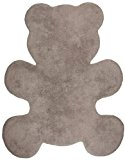 Nattiot Tapis Little Teddy Taupe
