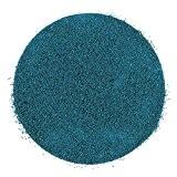 Naturosphère - Décoration naturelle - Sable décoratif coloré 0.4/0.9 mm - 400 grammes - Couleur Bleu pétrole