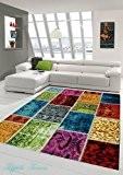 NAZAR 819110 Ethno 819 Tapis Ethnique à motif Matériel Synthétique Multicolore 290 x 200 cm
