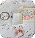 Nuances du Monde - Galette de chaise Soft Retro Card 35 x 35 x 45 cm