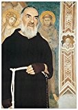 PADRE PIO - Padre Pio da Pietralcina (Panneaux MDF 50x70 cm)