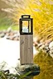 Pajoma 12762, Lanterne carrée en bois