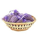 Pajoma Lot de 10 sachets de lavande parfumée 100 g
