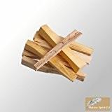 Palo Santo - Bursera Graveolens. Les bâtons de Palo Santos 6 morceaux. Taille Moyenne: 9-10cm (9,5 x1x1 cm, 5-7grs ch)