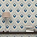 Papier peint intissé - Vintage ornament - Mural Carré papier peint photo intissé tableau mural photo