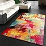 PHC Tapis moderne Multicolore 120 x 170 cm