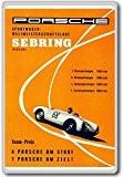 Porsche Sebring - Racing Vintage Fridge Magnet - Aimant de réfrigérateur