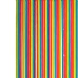 Rideau de porte Lanières plastiques multicolore largeur 90 cm x longueur 220 cm 55204951