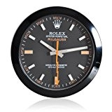 Rolex Wall Clock Milgauss Foudre Série 369 D'Orange