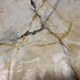 Rouleau adhésif décoratif 45cm x 2m marbre beige