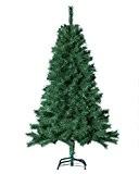 Sapin de Noël artificiel - 650 Branches - Pied en métal - qualité supérieur - Hauteur 1m80 - Coloris VERT
