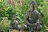 Sculpture / Statue Décor Jardin Bouddha en méditation de 70 cm de haut style de Asi