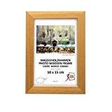 Set de 3 pièces cadres OSLO - 15x21 cm (A5) - naturel - cadre en bois, cadre pour photo