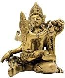 SHANKARA N242 statue Bouddha tantra bronze