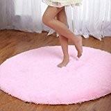SKL 120 cm * 2,5 cm Super Doux Chenille en fibre ronde Zone Shaggy tapis et moquette assis chambre Home ...