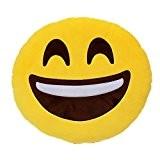 sodialrniedlich emoji smiley kissen weichen dessin anime gelb kissen spielzeug gelaechter - Dessin Emoji