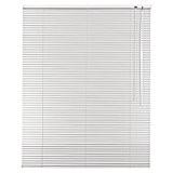 Soleil de protection standard HH Jalousie Store vénitien en aluminium blanc 100x 200cm/100x 200cm/Store jalousette fenêtre Store vénitien en aluminium