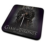 Sous-Verre Throne 10 x 10cm Game of Thrones