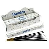 Stamford Lot de 6 boîtes de 20 bâtons d'encens Jasmin