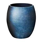 Stelton 451–20Stockholm Vase, diamètre 131, petit, aluminium avec kalter émail, Horizon, 16,5x 16,5x 19cm
