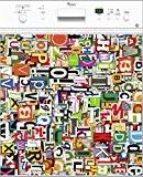 Stickersnews - Sticker lave vaisselle Lettres ou magnet lave vaisselle Dimensions - 60x60cm