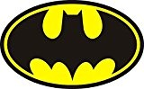 Stickersnews - Stickers Logo Batman réf 15078 Dimensions - 10 cm