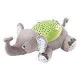 Summer Infant Musicale Elephant Veilleuse Gris/Vert