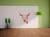 Taille Ox crâne Stickers muraux: 1200x1040 murale mm_m, stickers muraux, stickers muraux de décoration pour le salon, chambre à coucher ...