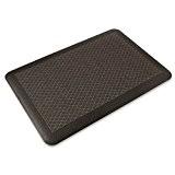 Tapis anti fatigue casa pura® Surfing simili cuir | confort optimal cuisine, salon, garage etc. | Qualité professionnelle - 50x99cm