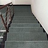 Tapis d'escalier Adhésif auto-adhésif Adhésif antidérapant Plancher en bois massif ( taille : 65*24cm )