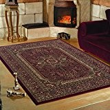 Tapis d'Orient Collection MARRAKECH 0207 RED 120 X 170cm