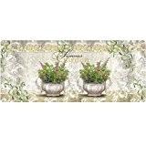 Tapis de cuisine 50 x 120 cm-summer garden tapis küchenteppich