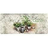Tapis de cuisine 50 x 120 cm-summer herbs tapis küchenteppich