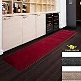 Tapis de passage MadeInNature® | pour cuisine, couloir, entrée | Grammage environ 1150 g par m² | Couleurs et dimensions ...