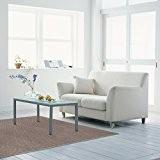 Tapis de salon fibre naturelle casa pura® sisal doux | polypropylène | 5 tailles et 3 couleurs - Kalkutta - ...