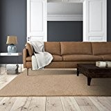 Tapis de salon poils longs casa pura® beige | polypropylène, doux, moderne | couleurs et tailles au choix | Bali, ...