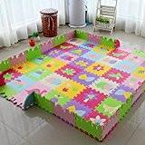 Tapis de Sol Puzzle Tapis de Jeu en Mousse Enfant - 30cm*30cm*1.4cm - Model 7 - 36 pieces