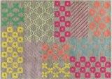 Tapis Pattern book 140x200 - Grey