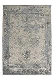 Tapis Select 275 Gris Gris 80cm x 150cm 50% coton, 50% polyester Chenille