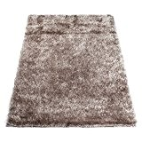 Tapis shaggy 140 x 200 cm (Tapis shaggy 140 x 200 cm, Taupe)