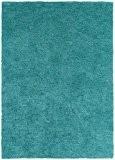 Tean Frise Tapis Tapis 120x170 cm Bleu