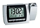 TFA Dostmann 60.5002 Réveil projecteur radio-piloté avec température